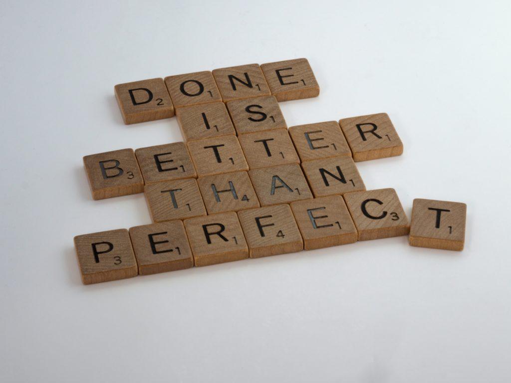 KundenMagnet Blog - Hält dich dein Perfektionismus davon ab, erfolgreicher zu sein?