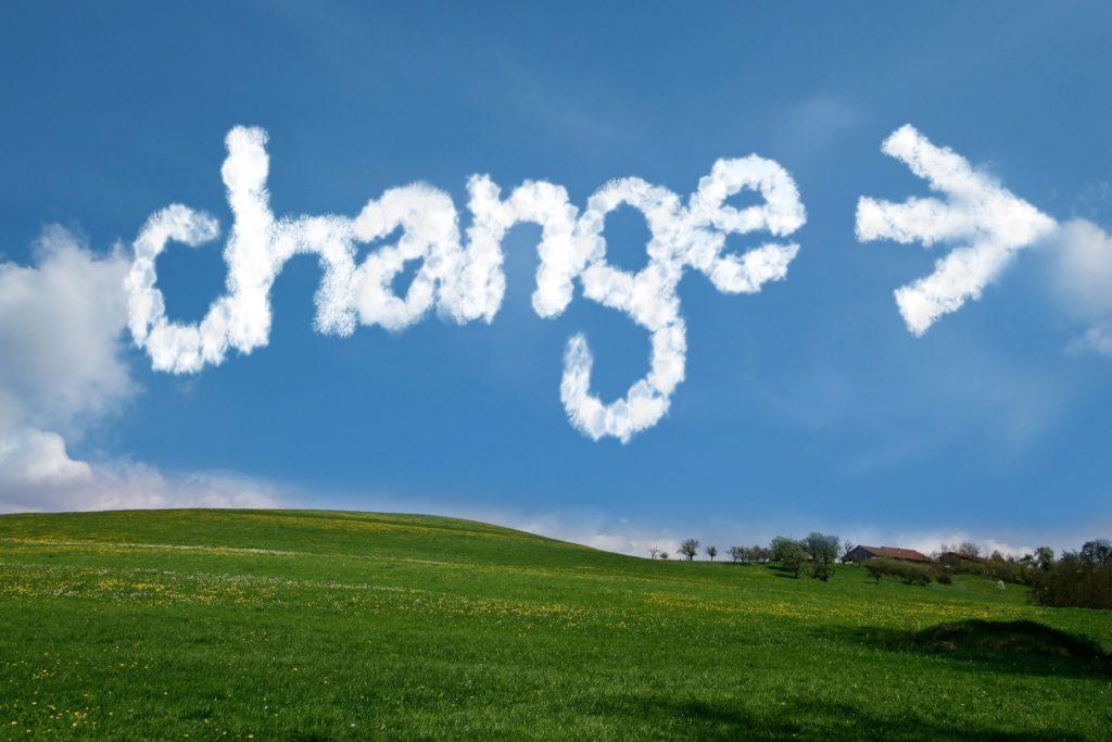 Warum jetzt die beste Zeit ist sich und seine Firma zu verändern zeigen wir dir in diesem Beitrag eindrücklich auf
